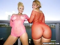 All That ASS! With Skyla Paris and Valerie