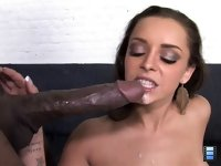 Liza del Sierra: Chip, ever the cheerleader, jerks his millimeter-sized white dick as his girl's vaginal walls part like the Dead Sea.